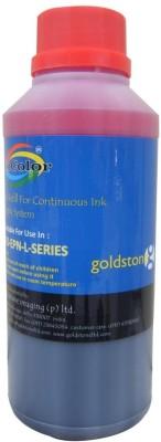 GoColor Premium L Series Inkjet Ink 500 ml for L Series Printers L100/200/110/210/300/355/550 Magenta Ink
