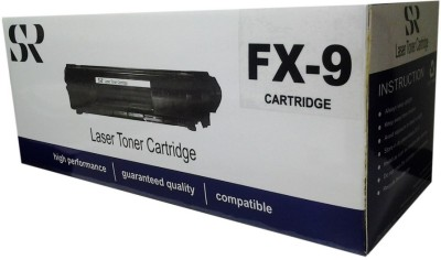 SR Toners FX-9 Black Toner