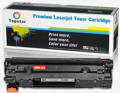 TOPSTAR 88A-CC388A Premium Black Toner