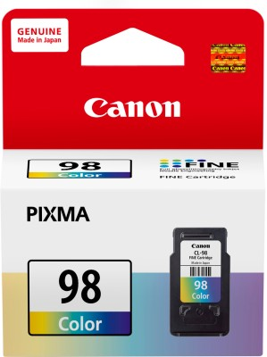 Canon CL98 Tricolor Ink Catridge(Magenta, Cyan, Yellow)