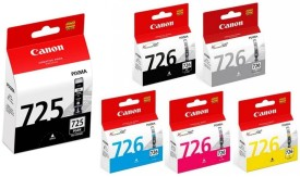 CANON PIXMA BLACK & MULTO COLOR Ink