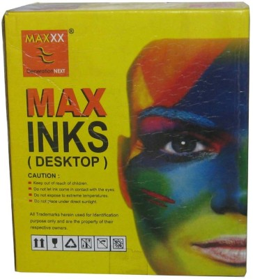 Max Sublimation Ink Set of 600ML Multicolor Ink