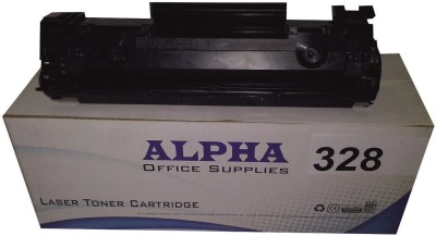 Alpha Corporation Canon Printer Model Mf4410,4412,4420n,4450d,4452,4550,4570 Black Toner