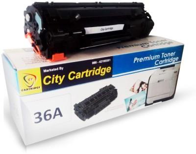 Citycartridge Lasercartridge Black Toner