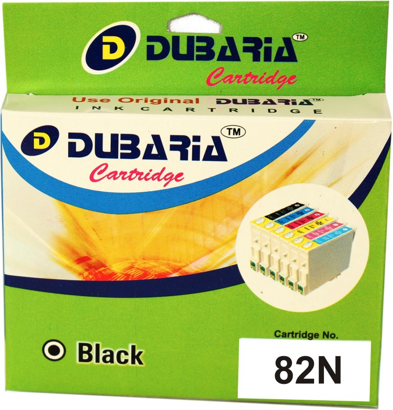 Dubaria 82N Single Color Ink(Black)