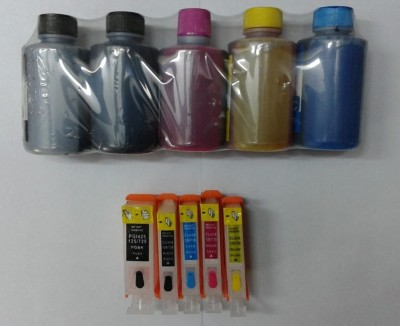 Formujet Canon 725/726 Cartridges And Ink Black Ink