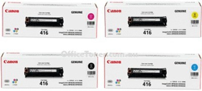 Canon LaserJet Multicolor Toner
