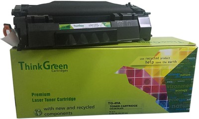 THINK GREEN LaserJet Black Toner