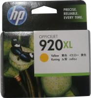 HP 920XL Single Color Ink Cartridge(Yellow)