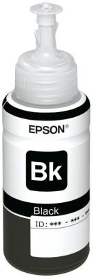 Epson BLACK INK BOTTLE 70ML FOR EPSON L130/L220/L310/L360/L365/L455/L565/ L1300/ L555/L210 Black Ink