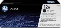 HP 12A Toner Cartridge(Black)