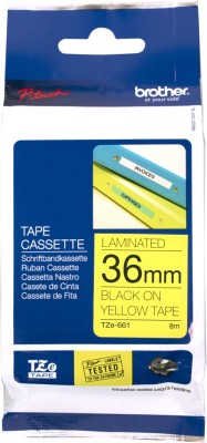 Brother P-Touch TZe-661 Yellow Toner