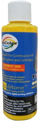 GoColor Universal Pigment 100 ml (for HP / Canon / Epson) Yellow Ink