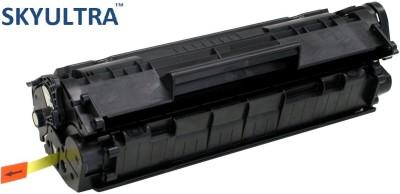 skyultra 12A Compatible Black Toner