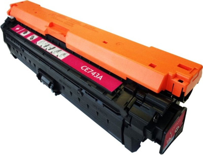 Dubaria 743A Magenta Toner Cartridge Comaptible For HP 307A / CE743A Toner Cartridge For Use In Color LaserJet Professional CP5200, CP5225, CP5225dn, CP5225n Single Color Toner(Magenta)