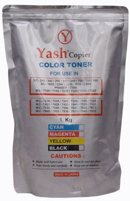 Yash Copier Laser Yellow Toner