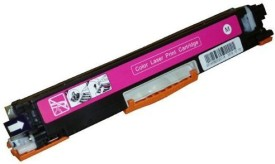 Skrill CE313A Magenta Compatible Toner Cartridge For HP Color LaserJet Pro - M175 MFP, M175a MFP, M175nw MFP, M176 MFP, M275 MFP, M275nw MFP, M375nw MFP, M475dn MFP, CP1012, CP1020, CP1025, CP1025nw (126) Magenta Toner