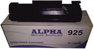 Alpha Corporation Canon Printer Lbp6018,Lbp6000 Black Toner