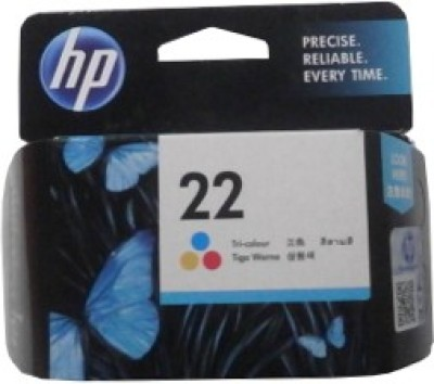 HP 22 Tricolor Ink Cartridge(Magenta, Cyan, Yellow)