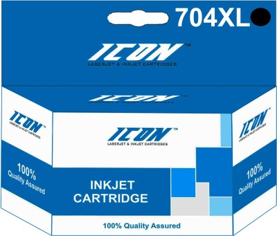 ICON 704XL Black Ink