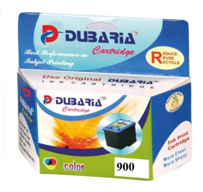 Dubaria 900 / CB314A Cartridge - HP Compatible for use in 900 Inkjet Printer series Black Ink