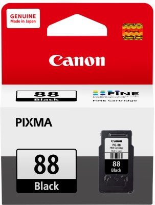 Canon PG88 Black Ink Catridge(Black)
