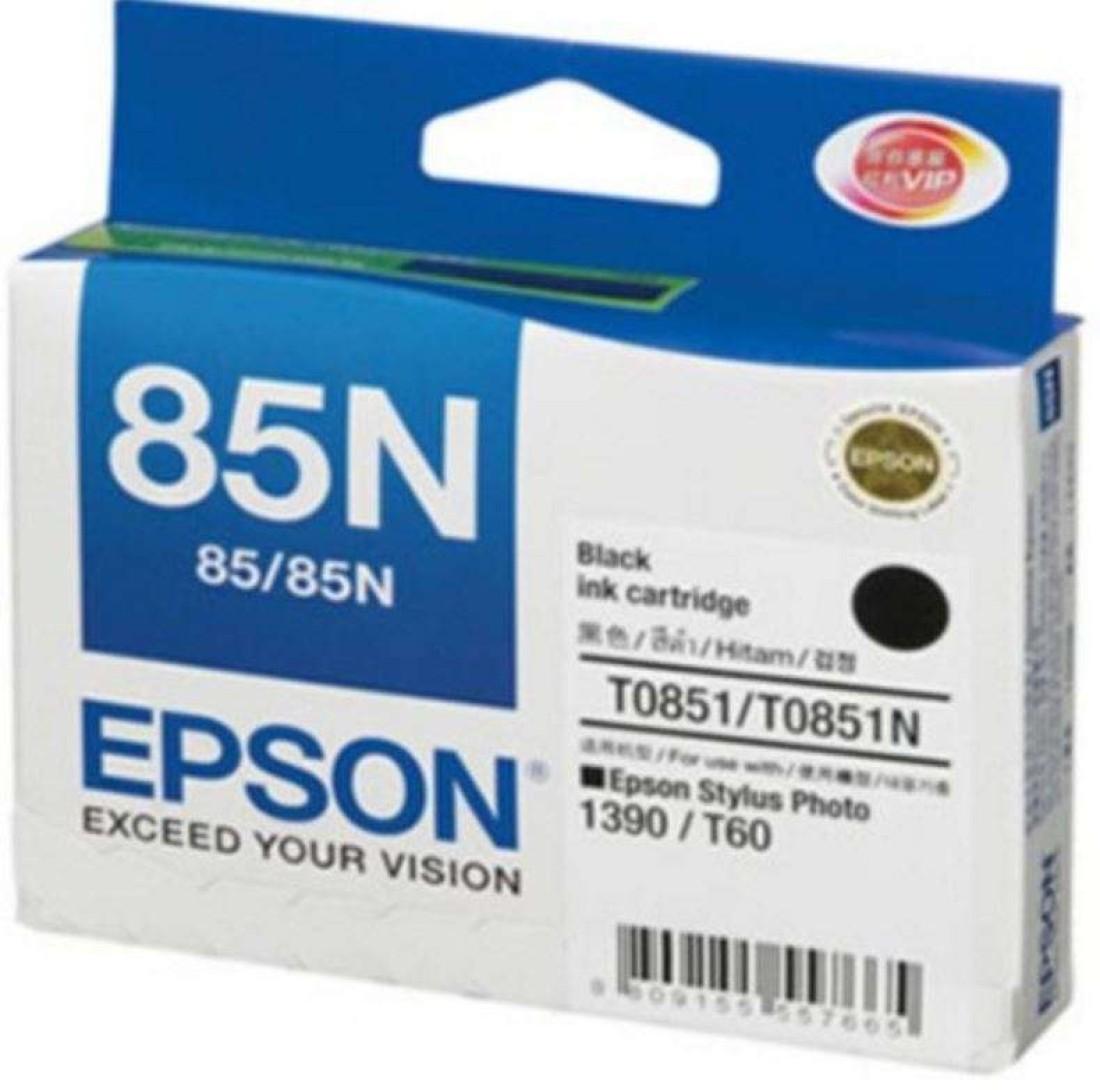Epson photo printer Black Ink