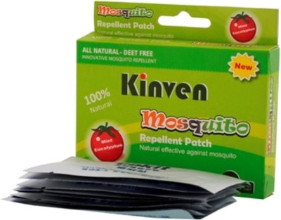 RK GROUP Kinven Mosquito Repellent Patches