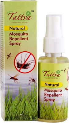 Aarogya Tattva Mosquito Repellent Spray(Pack of 1)