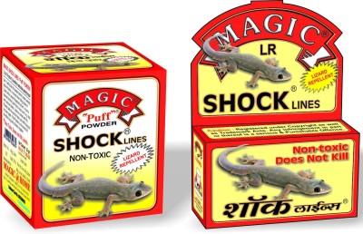 Magic Shock Line Puff Powder And Chalk