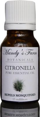 Mandy's Farm All Natural Mosquito Repelling Citronella Essential Oil