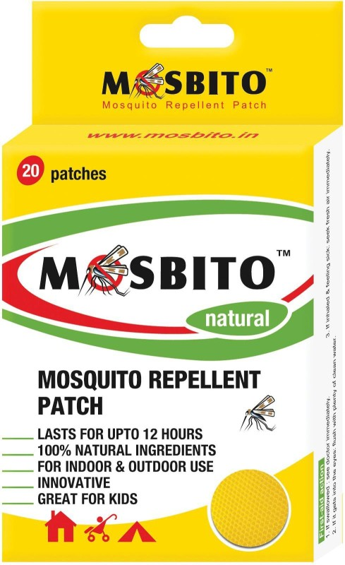 Mosbito Mosquito Patches(Pack of 20)
