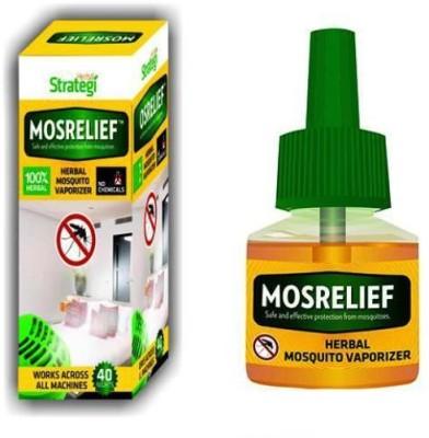 Strategi Mosrelief - Herbal Mosquito Vaporizer