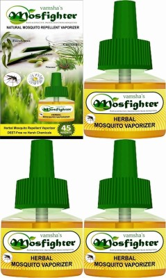 Vamsha Mos Fighter - Herbal Mosquito Repellent Vaporizer