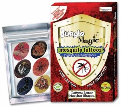 Jungle Magic Mosquito Tattooz(Pack of 1)