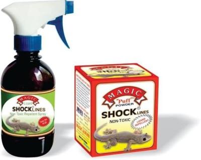 Magic Shock Line Spray and Puff