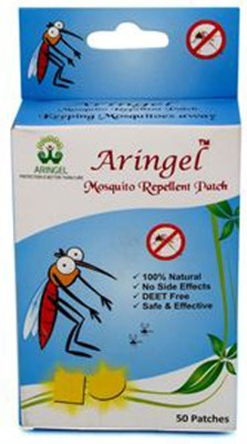 Aringel Herbal Mosquito Repellent Patch (50 Pcs) 1st Genration