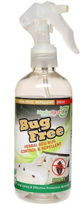Herbo Pest Bug Free Spray(Pack of 1)