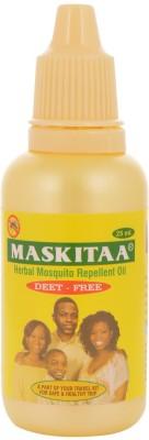 Maskitaa Herbal Mosquito Repellent