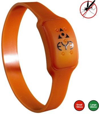 "Wonder World â""¢ Anti Mosquito/Denge Adult Bug Wrist Band Repellent One Size Fit LED Glowing Wrist Bracelet"