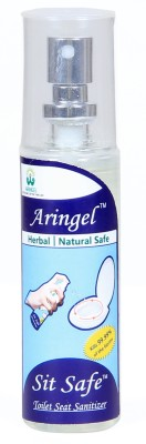 Aringel Herbal Toilet Seat Sanitizer(Pack of 50)
