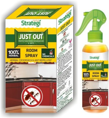 Herbal Strategi Just Out Spray