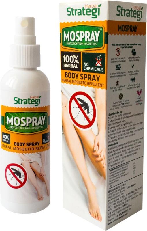 Herbal Strategi Mospray(Pack of 1)