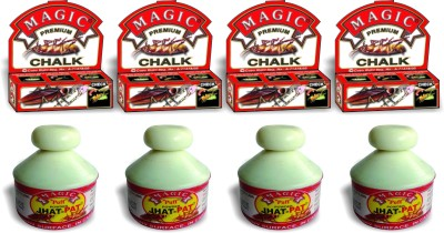 Magic Chalk And Jhat-Pat Puff Powder