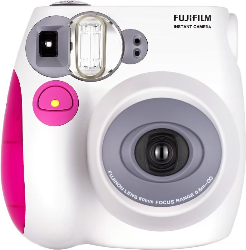 Fujifilm Instax Mini 7s Instant Camera(Pink)