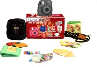 Fujifilm Instax Mini 8 - Festive Box Instant Camera(Black)