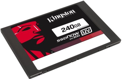 Kingston UV300 240 GB PC, MAC, UNIX Internal Hard Drive (SUV300S37A/240G)
