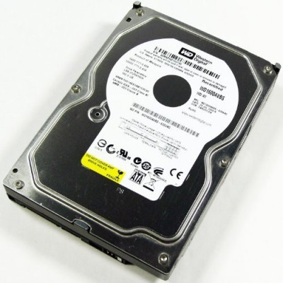 wd av 160 GB DESKTOP Internal Hard Drive (WD1600AVBS)