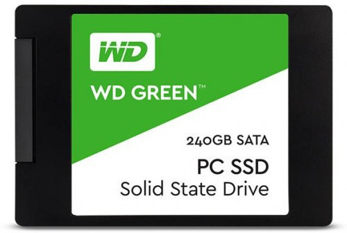 Wd Green 240 GB Desktop, Laptop Internal Solid State Drive (WDS240G1G0A)   Computer Storage  (WD)