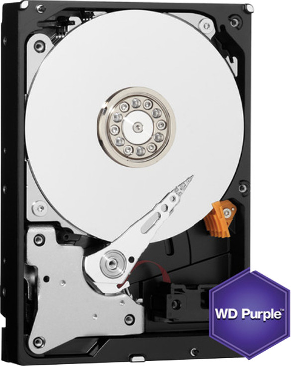 View WD 1 TB Desktop Internal Hard Disk Drive (WD10PURX) Price Online(WD)
